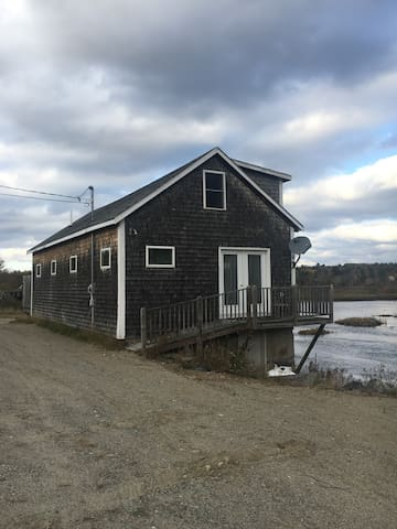 Riverside House East Machias