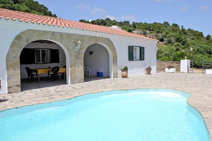Amazing country house with pool in El Toro
