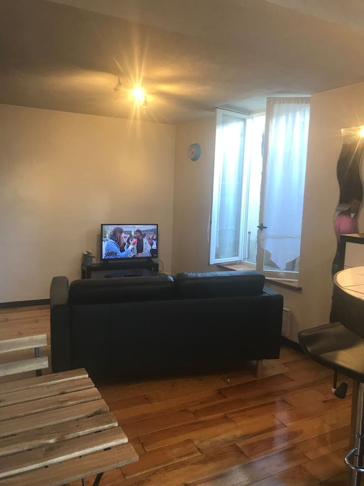 Nancy Studio+parkg Faubourg  3Maison Vielle-ville