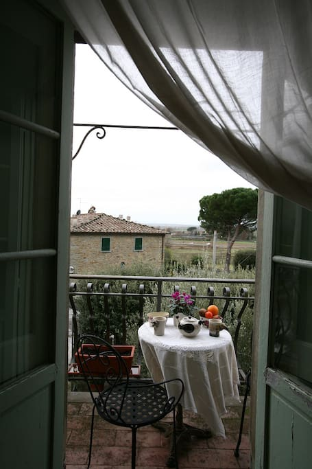 view of the terrace