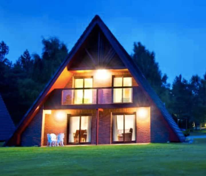Coylumbridge Lodge - a hideaway in the Cairngorms
