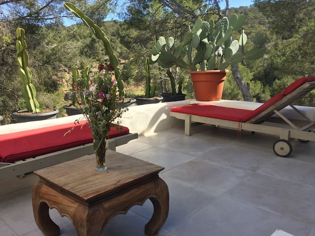 Peaceful apartment on ibiza - Sant Josep de sa Talaia - Apartment