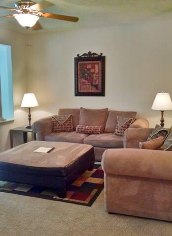 1216-2x2 West End Cozy & Quaint Apt Home - Nashville - Lägenhet