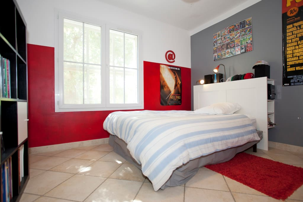 un coin de paradis pour 6 personnes maisons louer. Black Bedroom Furniture Sets. Home Design Ideas