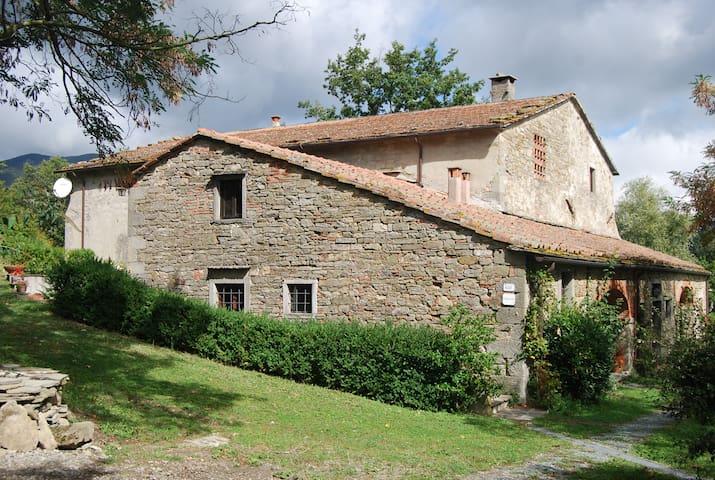 Mugello Passo Futa antico casolare - Firenzuola - Lägenhet