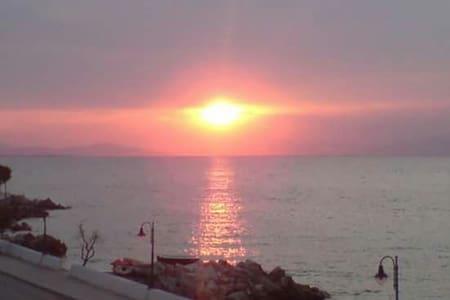 Seaside holiday home in Peloponnese - Sarantapichiotika