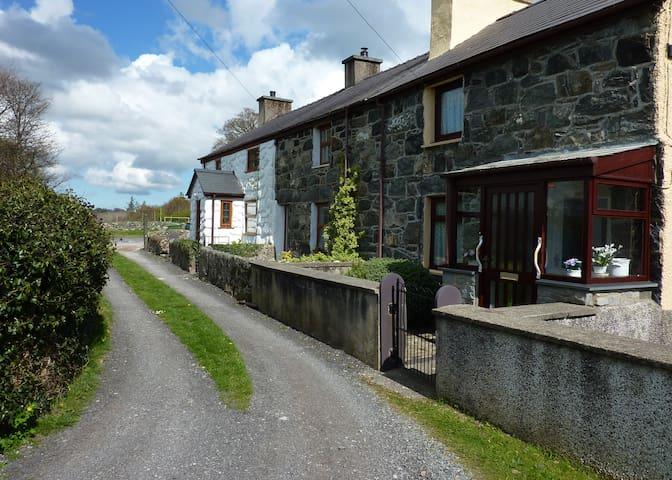 Cosy Cottage Caeathro, Caernarfon - Caeathro - Talo