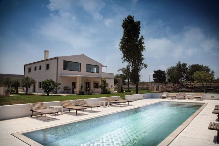 Puglia-relax deep in the country