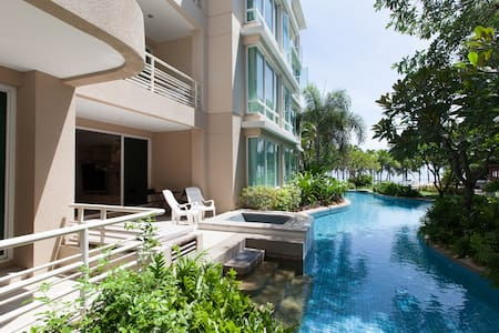 4 br pool access + jacuzzi bsp112 - หัวหิน - อพาร์ทเมนท์