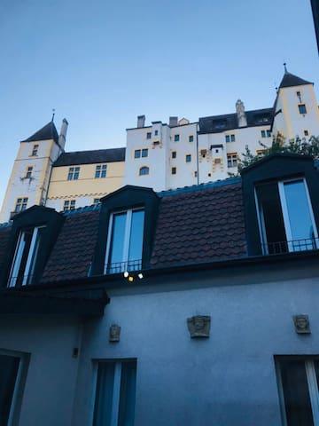 Neuchâtel-Centre: Studio