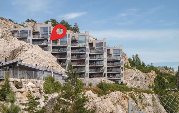 Holiday apartment with 2 bedrooms on 73m² in Kragerø