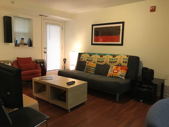 Cozy One Bedroom in Columbia Heights