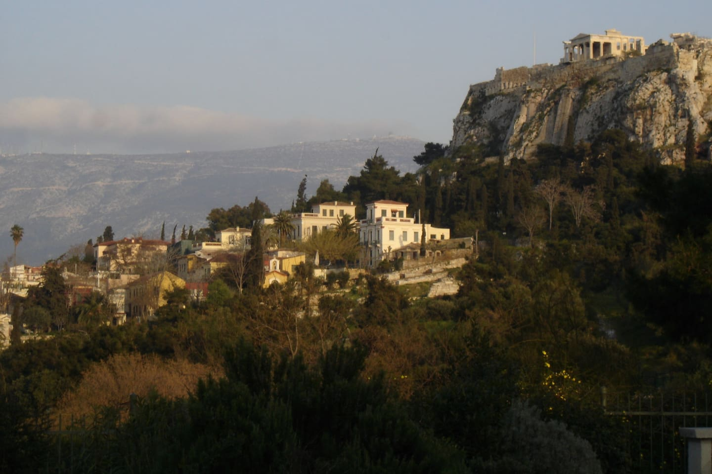 LOCATION LOCATION LOCATION! Roll out of bed & into the Plaka & onto the Acropolis
