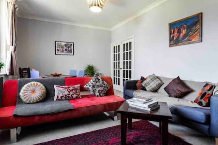 Sofa Space in Great North London Apartment
