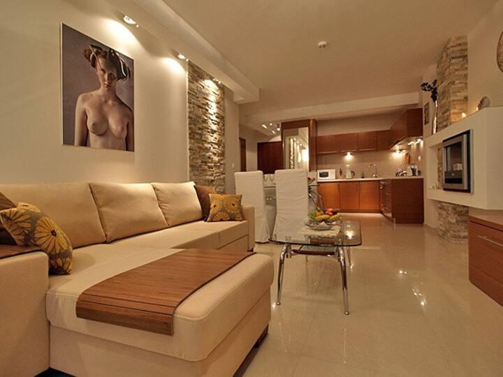 Apartament Johny z widokiem na Tatry