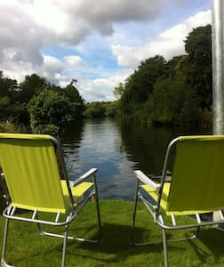 Avon View Riverside House - Evesham - Дом