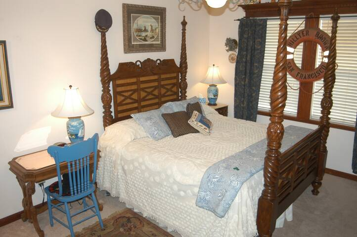 Bon Voyage Room B&B King Cedar City