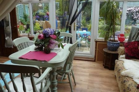 Riad in the Wolds - Double Room - Bed & Breakfast