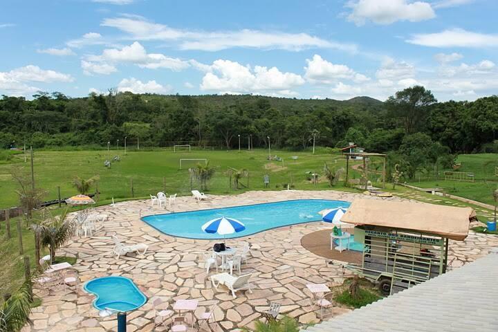 Enorme vila a 15min de Pirenópolis - Corumbá de Goiás