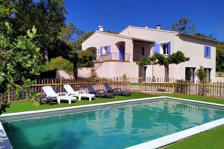"""""""Au Jas"""" Confortable logement en Drôme provençale"""