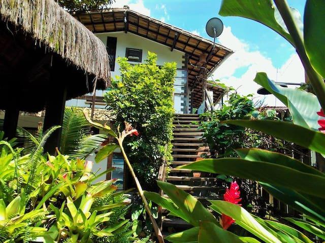 ~ Posada Canto Verde ~ - Vila do Abraão, Ilha Grande, Angra dos Reis - Bed & Breakfast