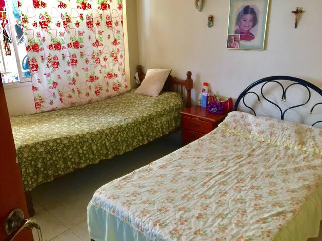 Alojamiento de la abuela Ines