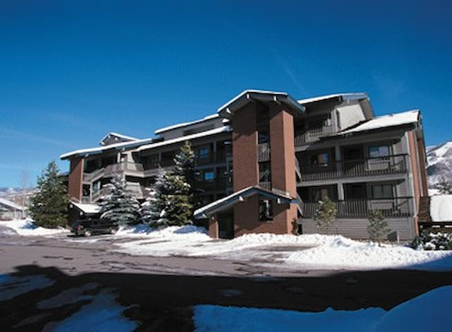 Mountain-CO-Steamboat Springs Resort 2 Bdrm Condo