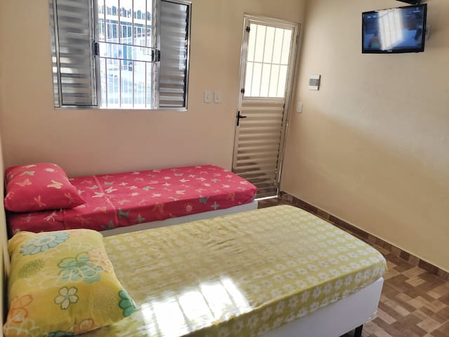 Entire studio 8 minutes from Viracopos Airport