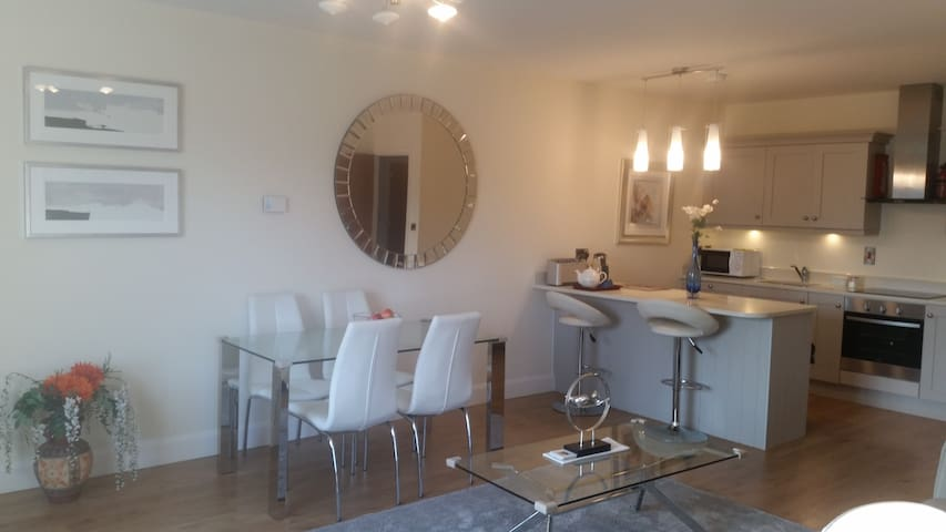 Brand new,Superbly designed Apartment, Castleknock - Dublin - Apartamento