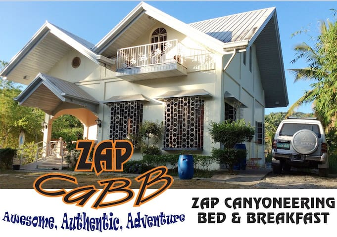 ZAP CaBB - ZAP Canyoneering Bed and Breakfast