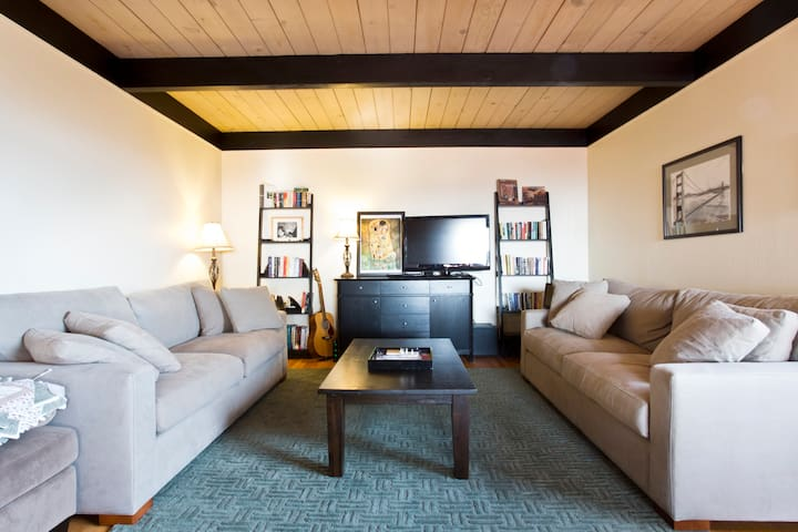 Beautiful Home in the Hills 3bd/2.5bh - San Pablo - Hus