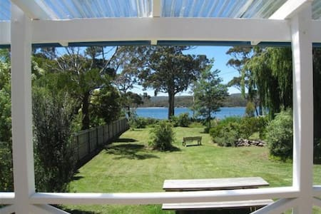 Brick Point Cottage - Waterfront - Port Arthur