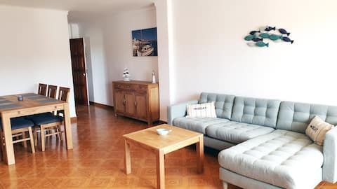 72m2 flat just a few metres from Cala Marcal beach