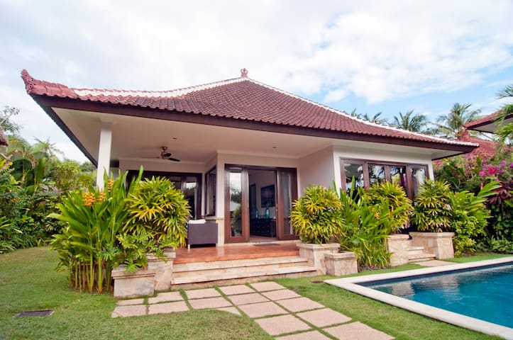 2 bed room pool villa in Sanur Bali - Denpasar - House