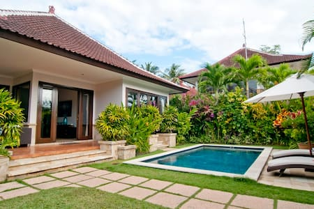 2 bed room pool villa in Sanur Bali