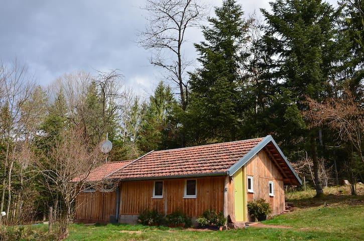 """Chalet """"Chez Béa"""" - Taintrux - Rumah"""