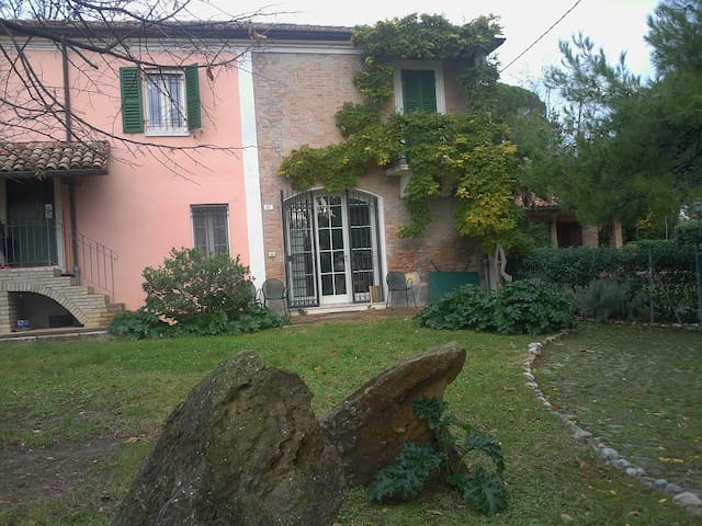 "Country house in Rimini - ""Podere Aquabona"" - Rimini - Huis"