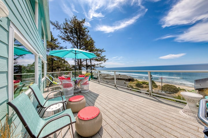 Incredible ocean views and a great location!