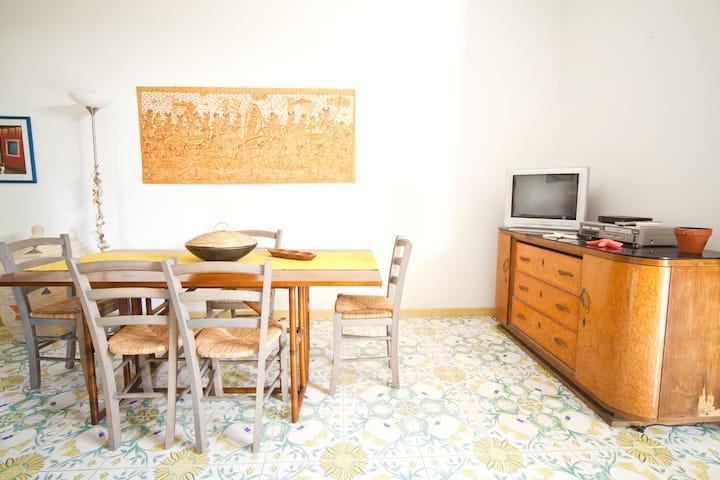Casa in villino familiare a Bacoli