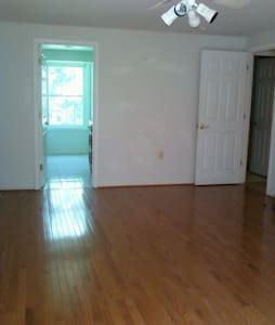 Master Bedroom Suite in a large, private home...