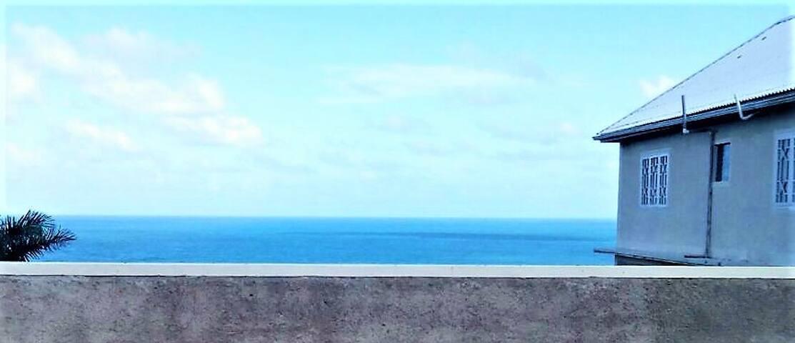 Sandy's Ocean View, NEW-20min Ocho Rios -2.5 bd - Oracabessa - Villa