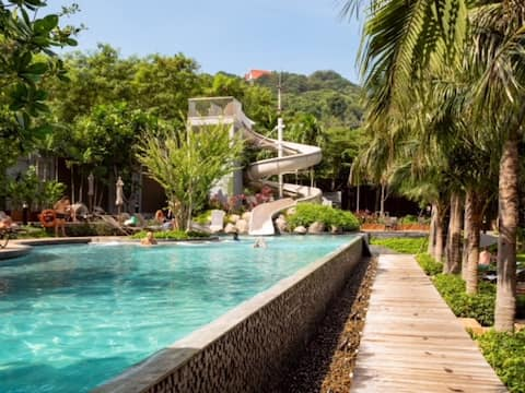New Luxury Ocean View 2BD-South Pattaya Near Beach