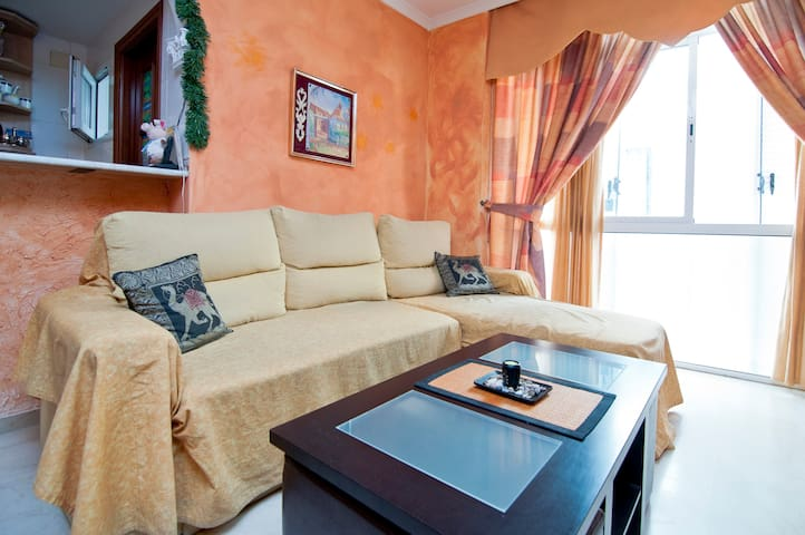 Rent rooms and kitchen to tourists - Málaga - Bed & Breakfast