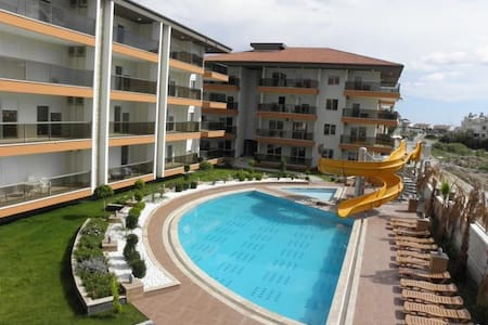 Holiday home near sandy beach - Alanya Avsallar - Apartemen