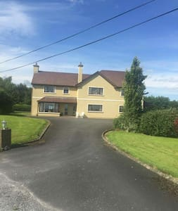 Beautiful home just off the M8 Motorway