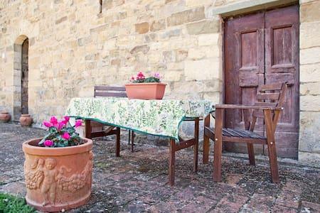►The only accommodation in Badia!  - Badia A Passignano