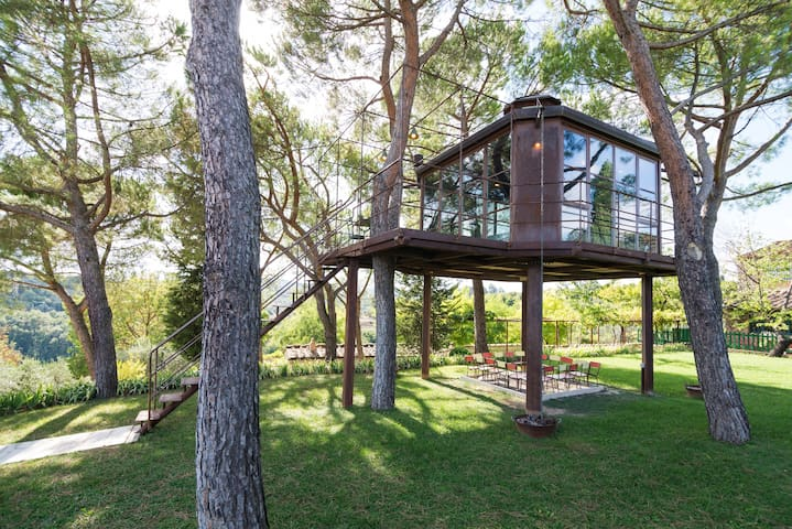 TREEhouse/casaBARTHEL - Firenze - Andre