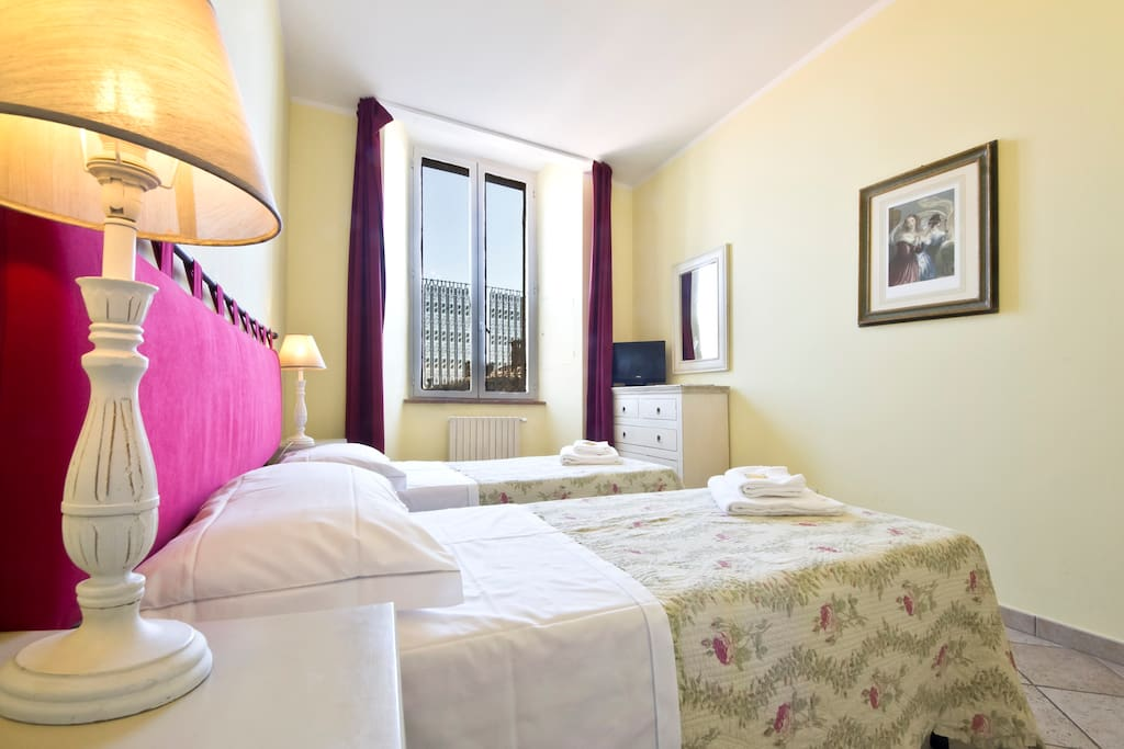 Double Room In Siena City Center Chambres D H 244 Tes 224