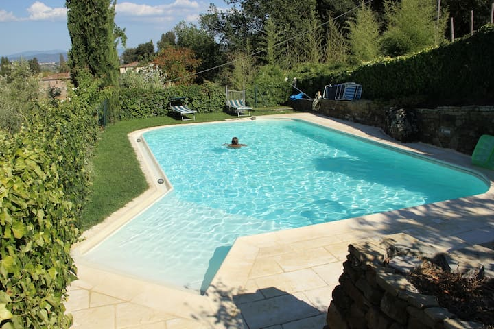 Romantic stay in Chianti 10 m.to Fl - San Casciano