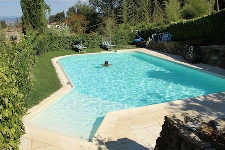 Romantic stay in Chianti 10 m.to Fl - San Casciano